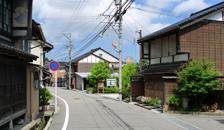 旧街道まちなみゾーン